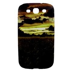 Dark Meadow Landscape  Samsung Galaxy S III Hardshell Case