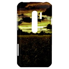 Dark Meadow Landscape  HTC Evo 3D Hardshell Case