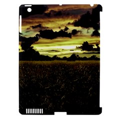 Dark Meadow Landscape  Apple iPad 3/4 Hardshell Case (Compatible with Smart Cover)
