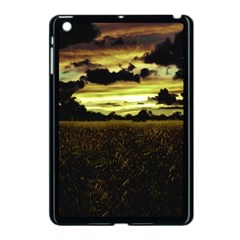 Dark Meadow Landscape  Apple iPad Mini Case (Black)