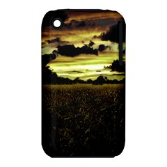 Dark Meadow Landscape  Apple Iphone 3g/3gs Hardshell Case (pc+silicone)
