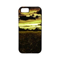 Dark Meadow Landscape  Apple iPhone 5 Classic Hardshell Case (PC+Silicone)