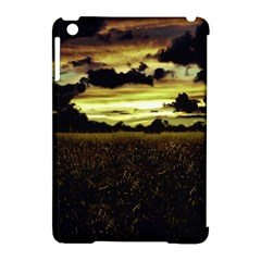 Dark Meadow Landscape  Apple Ipad Mini Hardshell Case (compatible With Smart Cover)