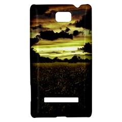 Dark Meadow Landscape  HTC 8S Hardshell Case