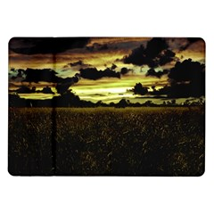 Dark Meadow Landscape  Samsung Galaxy Tab 10 1  P7500 Flip Case