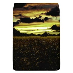 Dark Meadow Landscape  Removable Flap Cover (Small)
