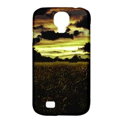 Dark Meadow Landscape  Samsung Galaxy S4 Classic Hardshell Case (pc+silicone)