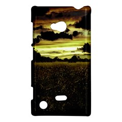 Dark Meadow Landscape  Nokia Lumia 720 Hardshell Case