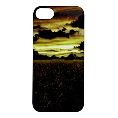 Dark Meadow Landscape  Apple Iphone 5s Hardshell Case