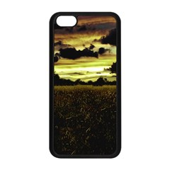 Dark Meadow Landscape  Apple iPhone 5C Seamless Case (Black)