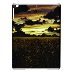 Dark Meadow Landscape  Apple iPad Air Hardshell Case