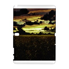 Dark Meadow Landscape  Samsung Galaxy Note 10 1 (p600) Hardshell Case