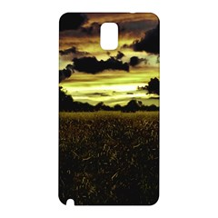 Dark Meadow Landscape  Samsung Galaxy Note 3 N9005 Hardshell Back Case