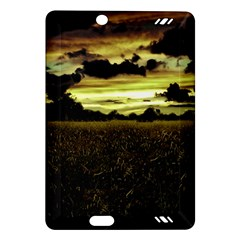 Dark Meadow Landscape  Kindle Fire Hd 7  (2nd Gen) Hardshell Case