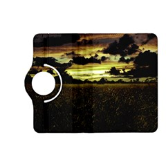 Dark Meadow Landscape  Kindle Fire HD 7  (2nd Gen) Flip 360 Case