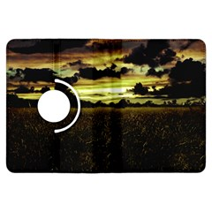 Dark Meadow Landscape  Kindle Fire HDX 7  Flip 360 Case
