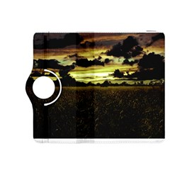 Dark Meadow Landscape  Kindle Fire Hdx 8 9  Flip 360 Case