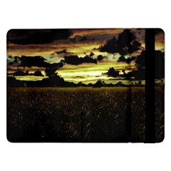 Dark Meadow Landscape  Samsung Galaxy Tab Pro 12.2  Flip Case