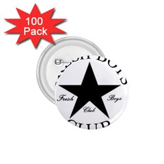 Star Power Fresh 1.75  Button (100 pack)