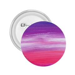 Abstract In Pink & Purple 2.25  Button