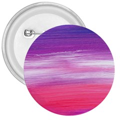 Abstract In Pink & Purple 3  Button