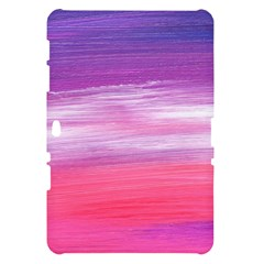 Abstract In Pink & Purple Samsung Galaxy Tab 10.1  P7500 Hardshell Case