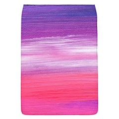 Abstract In Pink & Purple Removable Flap Cover (small)