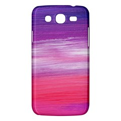 Abstract In Pink & Purple Samsung Galaxy Mega 5.8 I9152 Hardshell Case