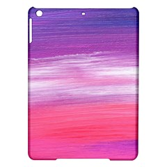 Abstract In Pink & Purple Apple iPad Air Hardshell Case