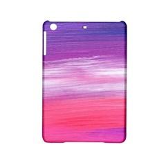 Abstract In Pink & Purple Apple iPad Mini 2 Hardshell Case