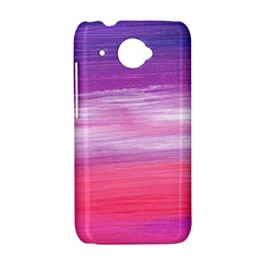 Abstract In Pink & Purple HTC Desire 601 Hardshell Case