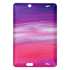 Abstract In Pink & Purple Kindle Fire HD 7  (2nd Gen) Hardshell Case
