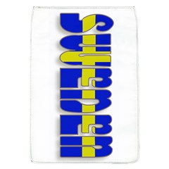 Flag Spells Sweden Removable Flap Cover (Large)