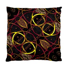 Luxury Futuristic Ornament Cushion Case (two Sided)
