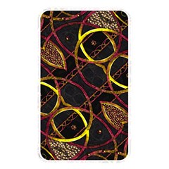 Luxury Futuristic Ornament Memory Card Reader (rectangular)