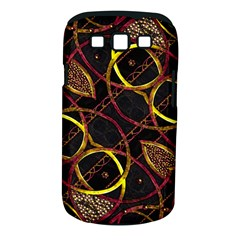 Luxury Futuristic Ornament Samsung Galaxy S III Classic Hardshell Case (PC+Silicone)