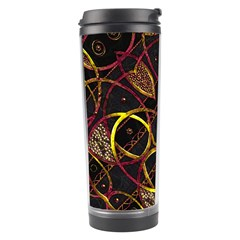 Luxury Futuristic Ornament Travel Tumbler