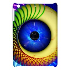 Eerie Psychedelic Eye Apple Ipad Mini Hardshell Case
