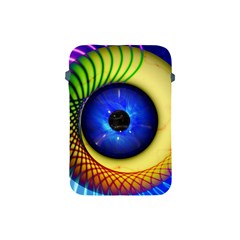 Eerie Psychedelic Eye Apple Ipad Mini Protective Sleeve