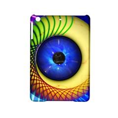 Eerie Psychedelic Eye Apple Ipad Mini 2 Hardshell Case