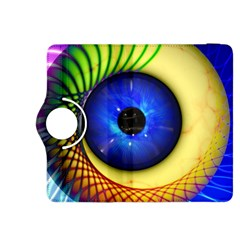 Eerie Psychedelic Eye Kindle Fire HDX 8.9  Flip 360 Case