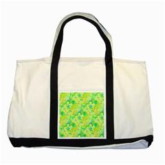 Summer Fun Two Toned Tote Bag