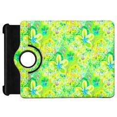 Summer Fun Kindle Fire HD 7  (1st Gen) Flip 360 Case