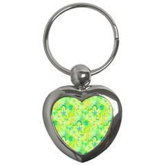 Summer Fun Key Chain (Heart)