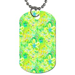 Summer Fun Dog Tag (Two-sided)