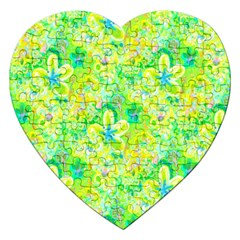 Summer Fun Jigsaw Puzzle (Heart)