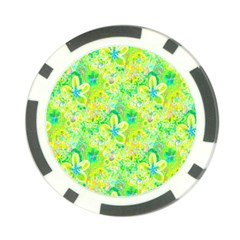 Summer Fun Poker Chip (10 Pack)