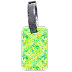 Summer Fun Luggage Tag (one Side)