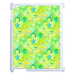 Summer Fun Apple iPad 2 Case (White)