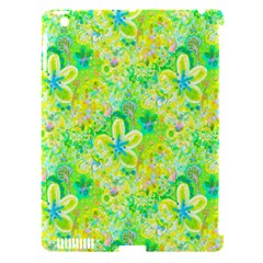 Summer Fun Apple Ipad 3/4 Hardshell Case (compatible With Smart Cover)